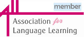 Logo: Association for Language Learning member