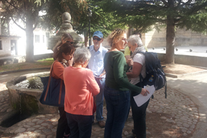 Goya treasure hunt in Piedrahita